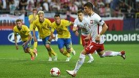 Польша U-21 вырвала ничью в матче против Швеции U-21 на Евро-2017