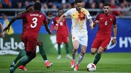Евро-2017 U-21: Испания в крутом матче одолела Португалию и вышла в полуфинал