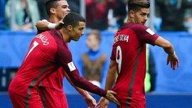 Португалия разгромила Новую Зеландию и вышла в полуфинал Кубка Конфедераций-2017