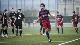 Манчестер Сіті придбає капітана юнацької команди Барселони