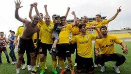 Лига чемпионов, путь в Киев: первый гол ЛЧ 2017/18 эффектно забили пятой