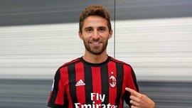 Борини подписал контракт с Миланом