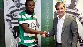Думбія став гравцем лісабонського Спортінга