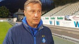 Хацкевич: З третьої гри плануємо награвати склад, який гратиме в чемпіонаті