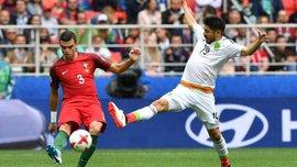Португалія перемогла Мексику  та стала бронзовим призером Кубка Конфедерацій-2017