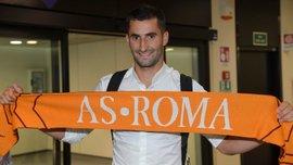 Гоналон прибыл в Италию, чтобы пройти медосмотр в Роме
