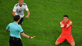 Чили – Германия – 0:1 – Видео гола и обзор матча