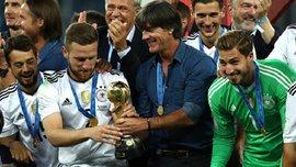 Кубок Конфедерацій 2017: Гравці збірної Німеччини зірвали прес-конференцію Льова