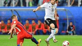 Діас: У матчі з Німеччиною я припустився найбільшої помилки у своїй кар'єрі