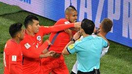 Відаль пояснив, чому накинувся на партнера по Баварії у фіналі Кубка Конфедерацій-2017