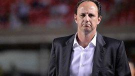 Легендарний Рожеріо Сені звільнений з посади головного тренера Сан-Паулу