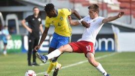 Грузия с Арабидзе одержала историческую победу над Швецией на Евро-2017 U-19