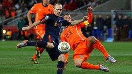 Нідерланди – Іспанія у фіналі ЧС-2010: 7 років тому Іньєста забив найважливіший гол у своїй кар'єрі