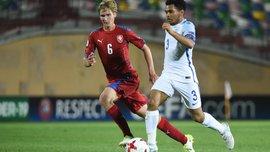 Англія вийшла у фінал Євро-2017 U-19, дотиснувши Чехію на останніх секундах