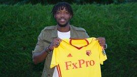 Чалоба підписав контракт з Уотфордом