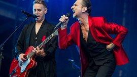 Как Depeche Mode дважды опозорила украинский футбол