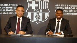 Семеду став гравцем Барселони