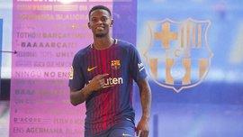 Барселона виплачуватиме Бенфіці 5 млн євро за кожних 50 матчів Семеду у футболці каталонців