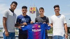Барселона приобрела Лосано, которым интересовалось Динамо, и еще 3-х игроков для Барсы Б