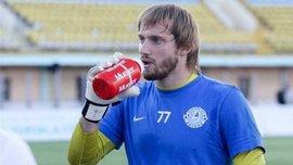 Екс-голкіпер Дніпра Шеліхов прибув на перегляд в Іслоч