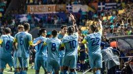 Лига чемпионов, второй квалификационный раунд: Астана выбила Спартакс