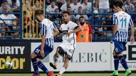 Лига чемпионов, второй квалификационный раунд: Партизан прошел Будучность