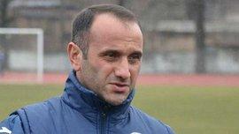 Мелікян – найкращий тренер 1 туру УПЛ