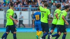 У Росії професійна команда приїхала на домашній матч на маршрутках