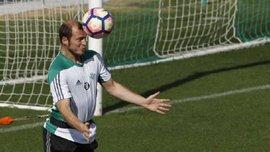 Зозуля снова сыграл в товарищеском матче –  Бетис победил Виторию Сетубал