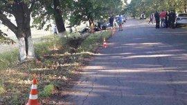 В ужасной ночной аварии под Киевом погиб украинский футболист