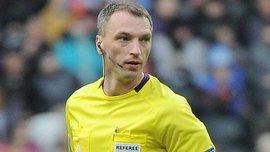 Арановський та Жабченко розсудять матчі 3-го кваліфікаційного раунду Ліги Європи