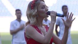 Фейл года от украинского комментатора: мат в прямом эфире (18+)