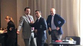 Милан провел переговоры с Мендешем по 3-м звездным клиентам агента