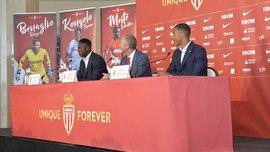 Монако представил 5 новичков