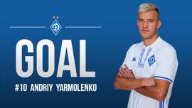 Динамо – Янг Бойз – 1:0. Відео гола Ярмоленка