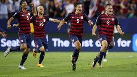 Сборная США в шестой раз выиграла Золотой кубок КОНКАКАФ