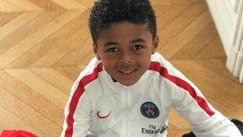 Сын Клюйверта установил рекорд, подписав контракт с Nike в 9 лет