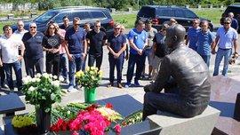 """""""Динамівці"""" вшанували пам'ять Белькевича"""
