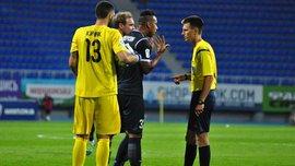 Захисник Олімпіка Еммерсон: Мій менеджер веде переговори з Федерацією футболу Конго