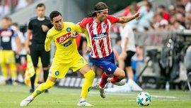 Атлетико – Наполи – 2:1. Видео голов и обзор матча