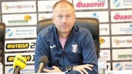 Тренер Астры Йорданеску: Шесть матчей за семнадцать дней – это непросто