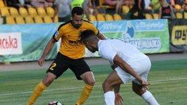 Александрия победила Астру и прошла в плей-офф Лиги Европы