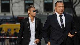 Батько Неймара не отримає 26 млн євро від Барселони