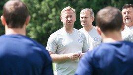Наставник БАТЕ Єрмакович: Знаємо, що українські хлопці вміють грати футбол