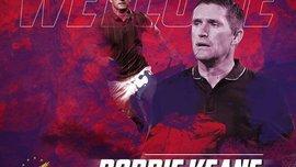 Роббі Кін продовжить кар'єру в індійському Атлетіко