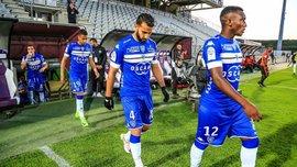Бастия лишена профессионального статуса и будет играть в 5-й лиге Франции