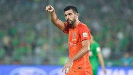 Пелле забил шикарный гол в чемпионате Китая