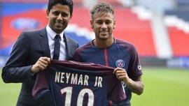 Барселона допомогла нам у вирішенні питання з трансфером Неймара, – президент ПСЖ Аль-Хелаїфі