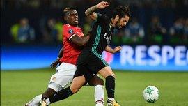 Реал Мадрид – Манчестер Юнайтед – 2:1 – Видео голов и обзор матча