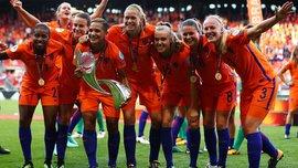 Найгарячіші фото жіночого Євро-2017